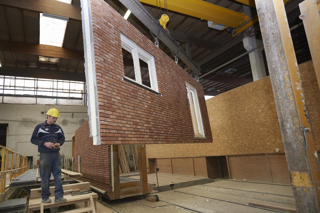 Construire Une Maison Prefabriquee Danilith
