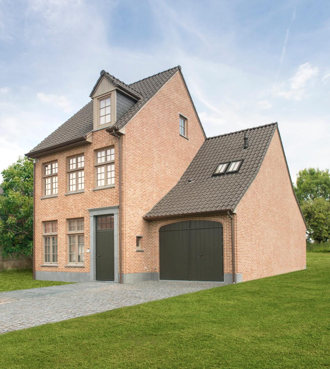 Construire une maison sans stress optez pour danilith - Construire une maison jumelee ...
