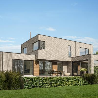 Kijkwoning Danilith in Wortegem-Petegem